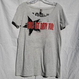 Tops - T-shirt (Off Road Vixens brand)